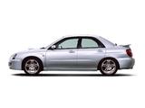 Subaru Impreza WRX JP-spec (GDB) 2003–05 photos