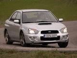 Subaru Impreza WRX (GDB) 2003–05 photos