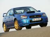 Subaru Impreza WRX STi 2003–05 pictures