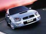 Subaru Impreza WRX (GDB) 2003–05 pictures