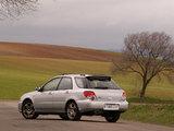 Subaru Impreza WRX Sport Wagon (GGA) 2003–05 wallpapers