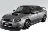 Subaru Impreza STi S203 (GDB) 2005 images