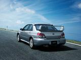 Subaru Impreza WRX STi 2005–07 images