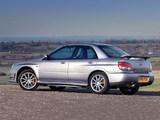 Subaru Impreza WRX STi UK-spec (GDB) 2005–07 images