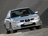 Subaru Impreza WRX STi Limited 2006 photos