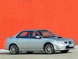 Subaru Impreza WRX STi Limited 2006 pictures