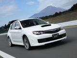 Subaru Impreza WRX STi JP-spec (GRB) 2008–10 images