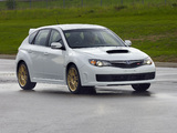 Subaru Impreza WRX STi US-spec (GRB) 2008–10 images