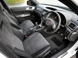 Subaru Impreza WRX STi UK-spec (GRB) 2008–10 images