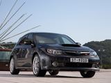 Subaru Impreza WRX STi (GRB) 2008–10 pictures