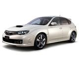Subaru Impreza WRX STi A-Line (GRF) 2009–10 images