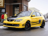 Subaru Impreza WRX STi Pastrana 199 (GRB) 2009 wallpapers