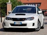 Subaru Impreza WRX STi Sedan 2010 images