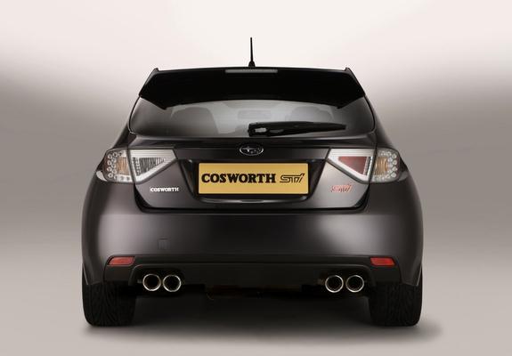 Subaru Cosworth Impreza STi CS400 2010 images