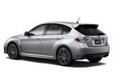 Subaru Impreza WRX STi A-Line Type S (GRF) 2010–11 photos