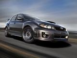 Subaru Impreza WRX STi Sedan US-spec 2010 pictures