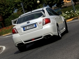 Subaru Impreza WRX STi Sedan 2010 pictures