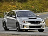 Subaru Impreza WRX STi Sedan US-spec 2010 wallpapers