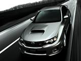 Subaru Impreza WRX STi Sedan JP-spec 2010 wallpapers