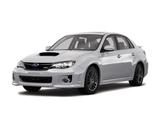 Subaru Impreza WRX Sedan US-spec (GE) 2010 wallpapers