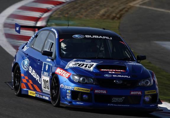 Subaru Race Car >> Subaru Impreza Wrx Sti Race Car Sedan 2011 Images