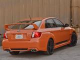 Subaru Impreza WRX STI Special Edition 2012 images