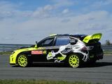 Subaru Impreza WRX STi Rallycross (GRB) 2012 pictures