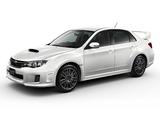 Subaru Impreza WRX STi Sedan Spec C 2012 pictures