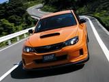 Subaru Impreza WRX STi tS Type RA NBR Challenge Package 2013 images
