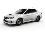 Subaru Impreza WRX STi tS Type RA 2013 pictures