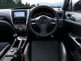 Subaru Impreza WRX STi tS Type RA NBR Challenge Package 2013 pictures