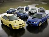 Subaru Impreza WRX wallpapers