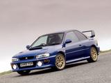 Subaru Impreza 22B-STi 1998 images