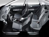 Subaru Impreza WRX Sedan 2008–10 wallpapers