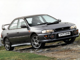 Subaru Impreza Turbo RB5 (GC8) 1999 wallpapers
