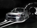 Subaru Impreza STi S203 (GDB) 2005 wallpapers