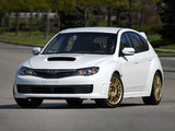 Subaru Impreza WRX STi US-spec (GRB) 2008–10 wallpapers