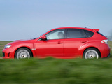 Subaru Impreza WRX STi 330S (GRB) 2008–10 wallpapers