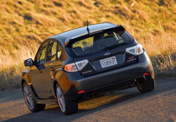 Subaru Impreza Wrx Sti Us Spec Grb 200810 Wallpapers