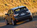 Subaru Impreza WRX STi US-spec (GRB) 2008–10 wallpapers