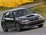 Subaru Impreza WRX Hatchback US-spec 2010 wallpapers