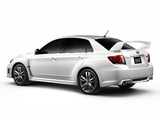 Subaru Impreza WRX STi Sedan A-Line Type S 2011 wallpapers