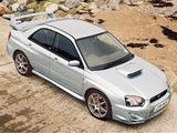 Subaru Impreza WRX STi WR1 Special Edition (GDB) 2004–05 wallpapers