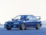 Subaru Impreza 22B-STi 1998 wallpapers