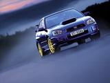 Subaru Impreza WRX STi 2003–05 wallpapers