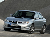 Subaru Impreza WRX STi Limited 2006 wallpapers