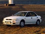 Images of Subaru Impreza UK-spec (GC) 1996–2000
