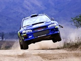 Images of Subaru Impreza WRC (GC8) 1997–2000