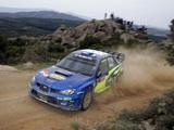 Images of Subaru Impreza WRC (GD) 2006–08