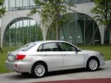 Images of Subaru Impreza 2.0R Sedan (GE) 2008